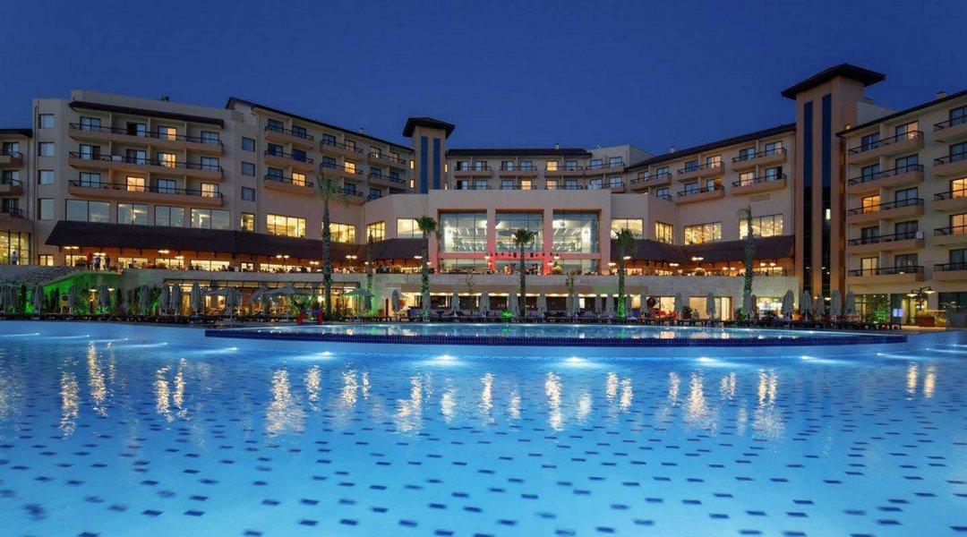 Euphoria Aegean Resort & Thermal Hotel / Seferihisar