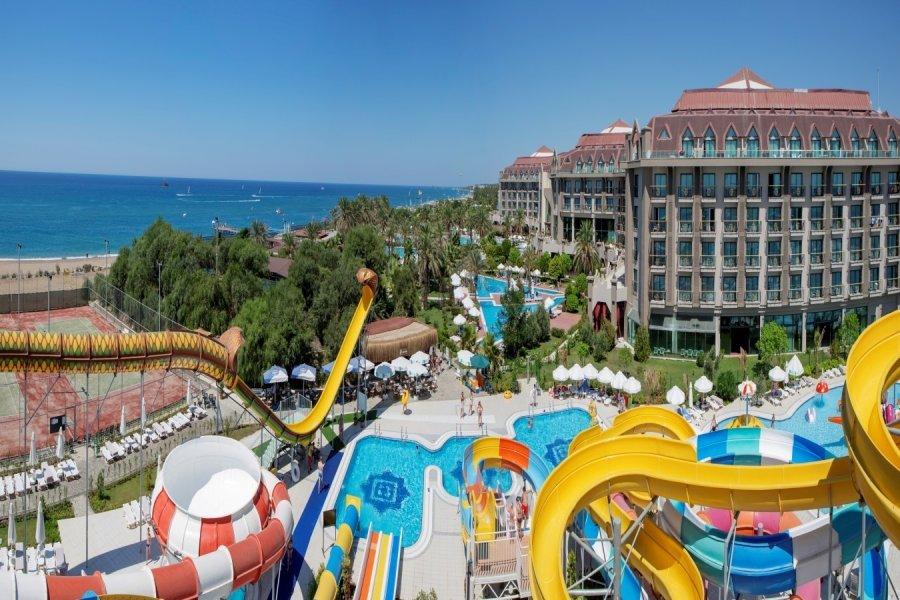Nashira Resort Hotel Aqua & Spa / Side