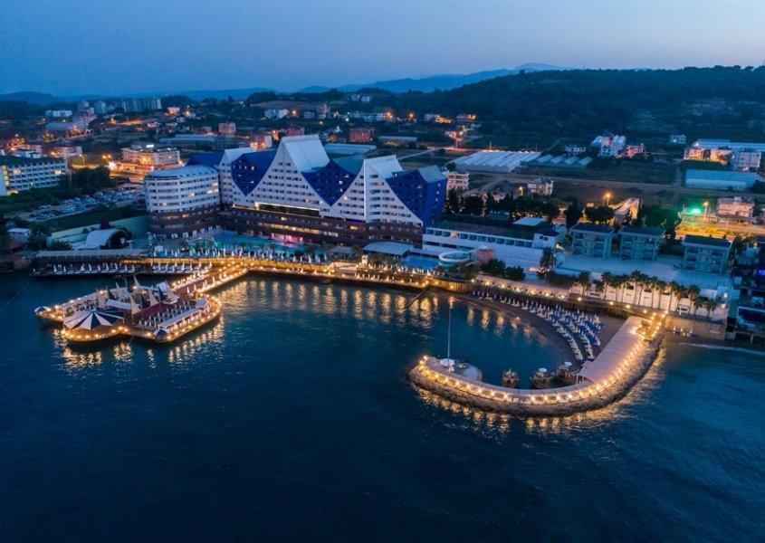 Orange County Resort Alanya Cagil Turizm Organizasyon Ltd Sti