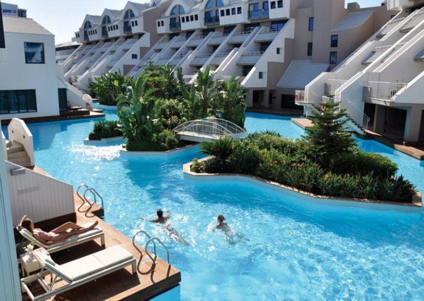 Susesi Luxury Resort Hotel / Belek