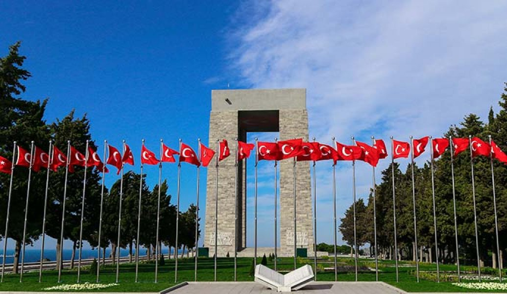 29 Ekim Özel Günübirlik Çanakkale Şehitlik Gelibolu Turu