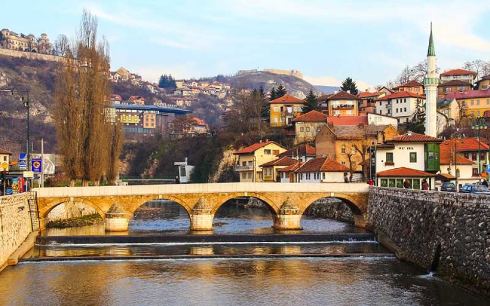 Biz Bize Saraybosna Turu  (2 gece - 3 gün) PAKET 4 Veya 6 Kişilik
