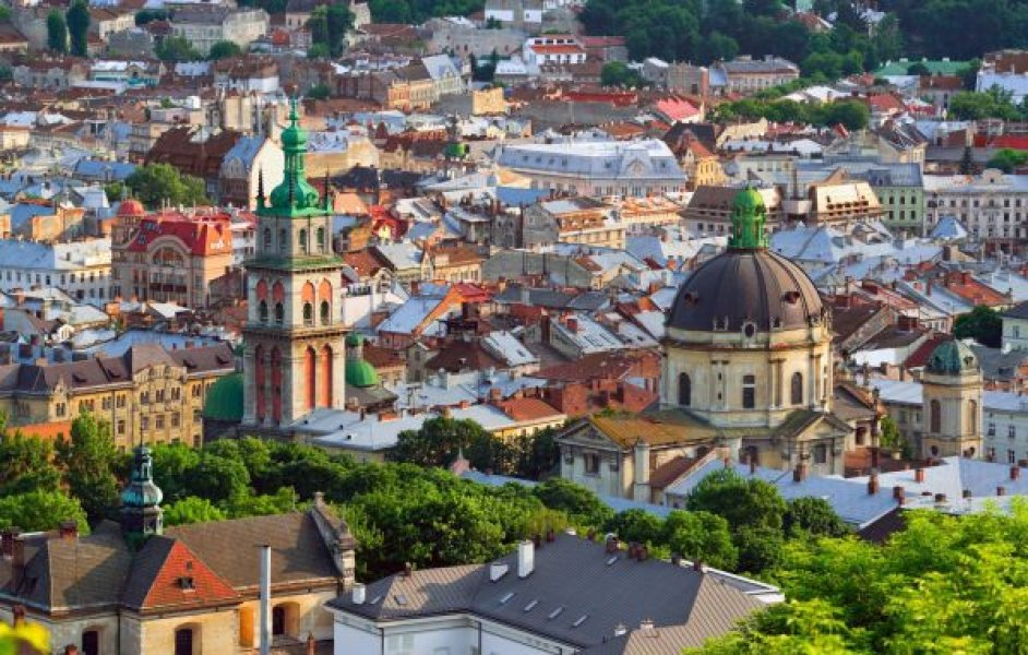 Büyük Ukrayna Turu (7 gece-8 gün)