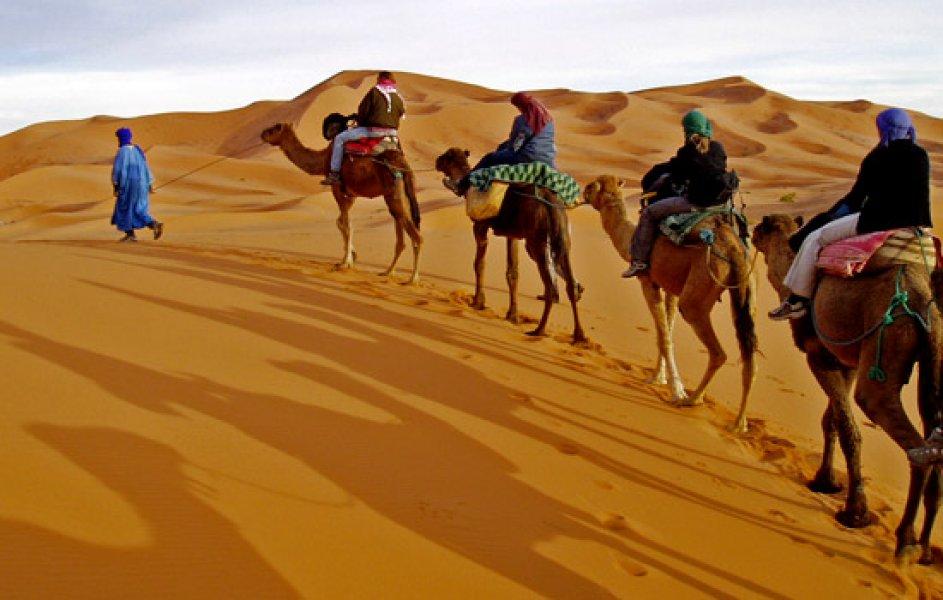 Casablanca & Marrakech Turu  (4 gece - 5 gün)