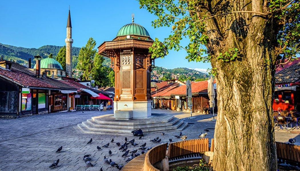 Saraybosna Turu (3 gece - 4 gün)