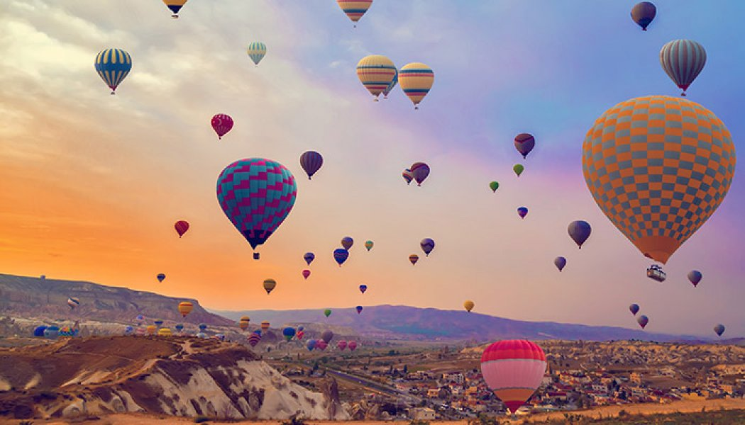 Uçaklı Kapadokya & Kayseri Turu (2 gece - 3 gün)