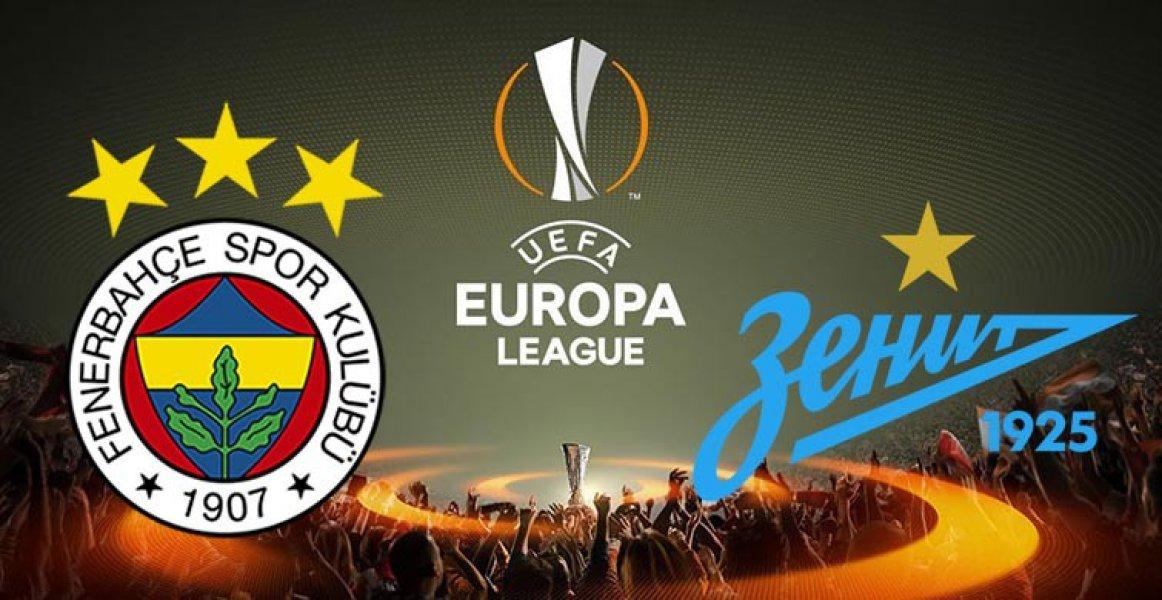 Zenit-Fenerbahçe Maç Turu (2 gece - 3 gün)